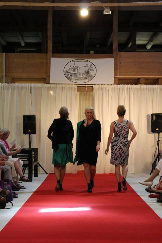Galleri Warrer Fashion Show 2013